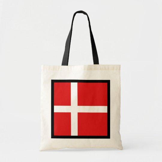 Denmark Flag Bag