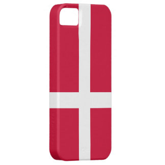 Denmark Flag Barely There iPhone 5 Case