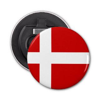 Denmark Flag Bottle Opener