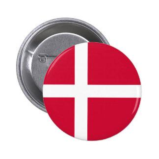 Denmark Flag Button