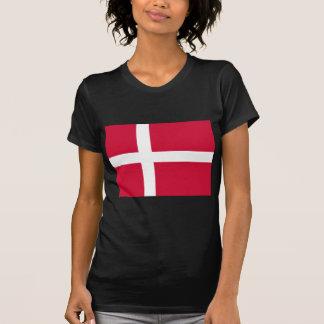 Denmark Flag DK T-Shirt