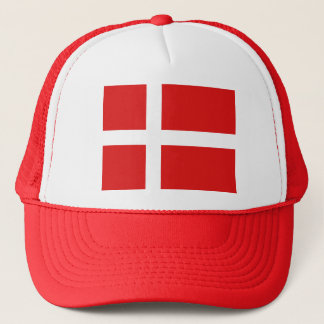 Denmark Flag Hat