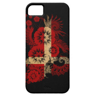 Denmark Flag iPhone 5 Cover