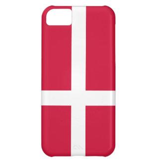 Denmark Flag iPhone 5C Case