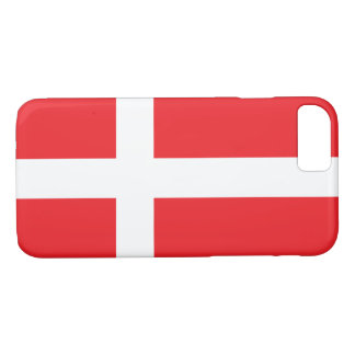 DENMARK FLAG iPhone 8/7 CASE