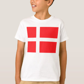 Denmark, flag T-Shirt