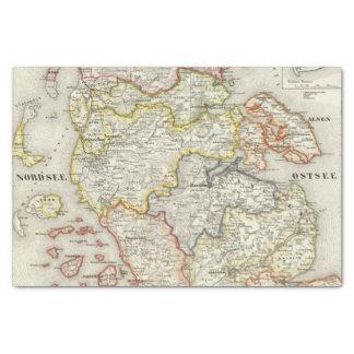 Denmark, Germany 2 Tissue Paper