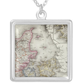 Denmark, Germany Silver Plated Necklace