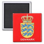 Denmark* Gift Magnet