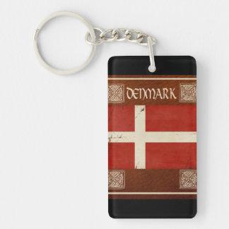 Denmark Key Chain Souvenir