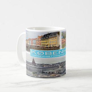 Denmark - København - Coffee Mug