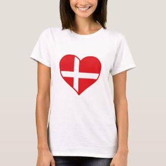Denmark Love T-Shirt