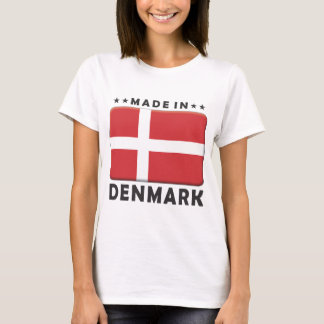 Denmark Made T-Shirt