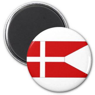 Denmark Naval Ensign Magnets