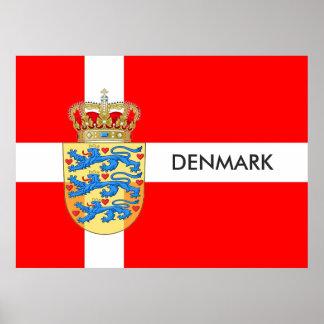 Denmark Poster! Poster