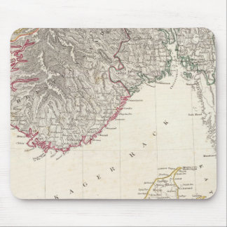 Denmark, pt of Norway Mouse Mat