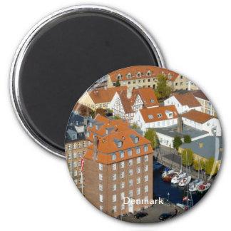 Denmark refrigerator magnet