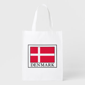 Denmark Reusable Grocery Bag