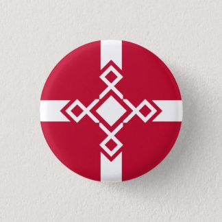 Denmark Rune Cross Badge