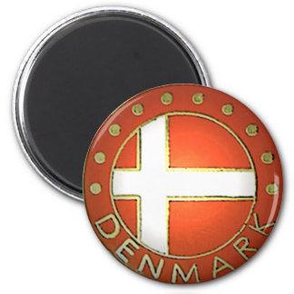 Denmark Shield Magnet