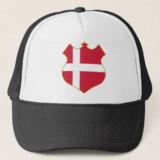 Denmark-shield.png Trucker Hat