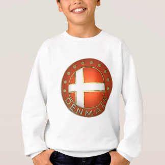 Denmark Shield Sweatshirt