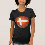Denmark Shield Tee Shirts