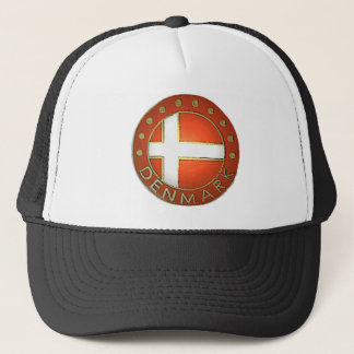 Denmark Shield Trucker Hat