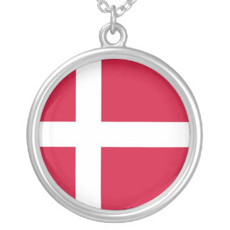 DENMARK SILVER PLATED NECKLACE