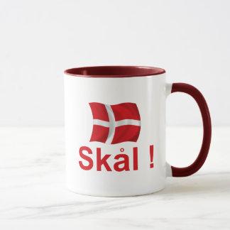 Denmark Skal! Mug