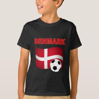 denmark soccer football world cup 2010 T-Shirt