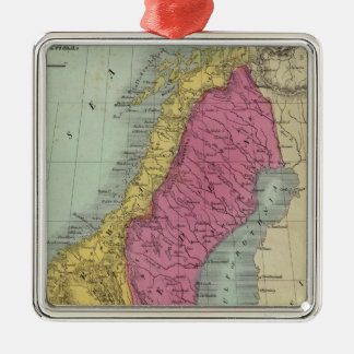 Denmark Sweden and Norway Christmas Ornament