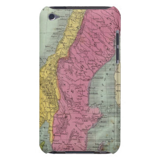Denmark Sweden and Norway iPod Case-Mate Case