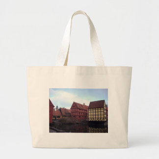 Denmark Travels Tote Bags