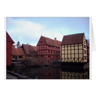 Denmark Travels Greeting Cards