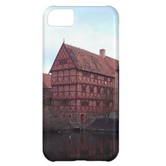Denmark Travels iPhone 5C Case