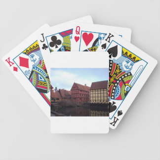 Denmark Travels Playing Cards