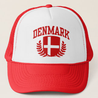 Denmark Trucker Hat