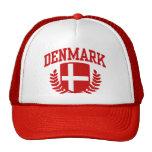 Denmark Trucker Hat