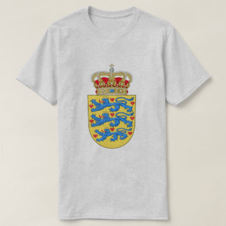 Denmark's Coat of Arms T-Shirt