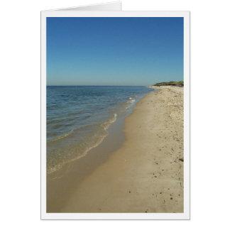 Dennis Beach Card