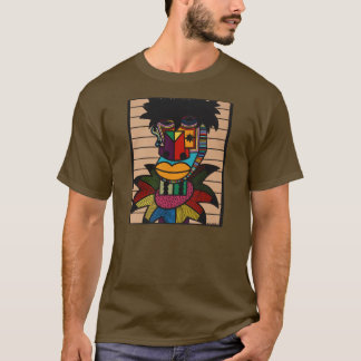 """Dennis Brown"" by Ruchell Alexander T-Shirt"