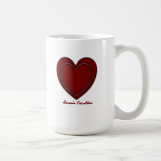 Dennis Creation Bring Love To Your heart Mugs