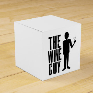 Dennis Gary Wines Favor Boxes