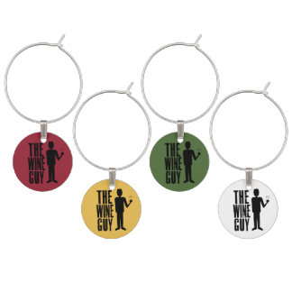 Dennis Gary Wines Wine Charms