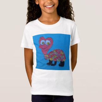 Dennis Girls Bella Fitted T-shirt