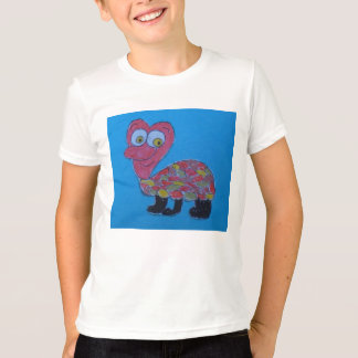 Dennis Kids' Basic American Apparel T-Shirt
