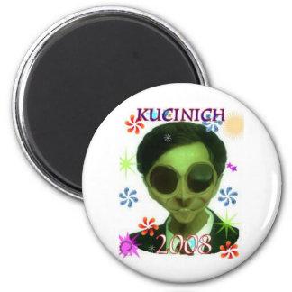 Dennis Kucinich 2008 Refrigerator Magnets