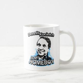 Dennis Kucinich is my homeboy Coffee Mug
