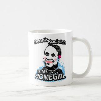 Dennis Kucinich is my homegirl Mugs